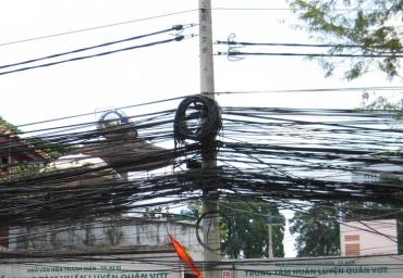 power line chaos